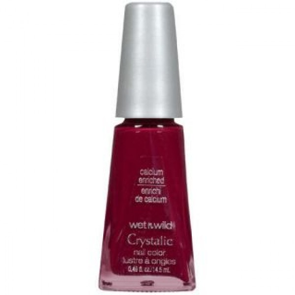 Wet n Wild Crystalic Nail Polish Colour - 474B - Calcium Enriched
