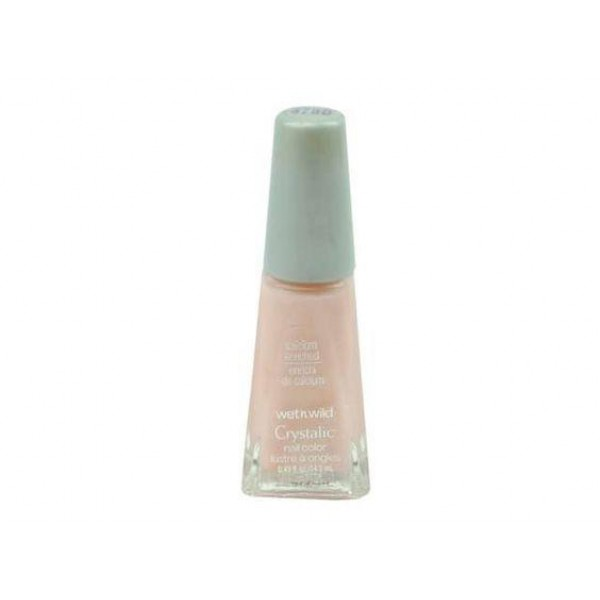 Wet n Wild Crystalic Nail Polish Colour - 478D Heavenly