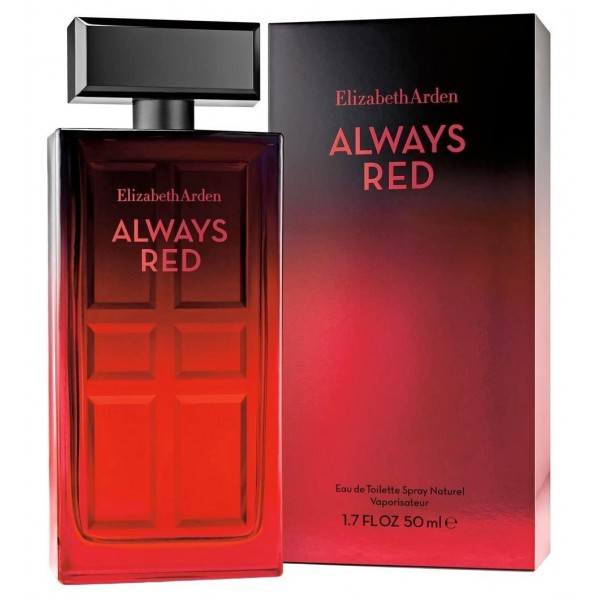 Always Red 100ml EDT Spray
