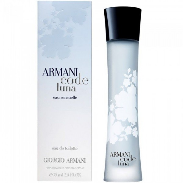 Armani Code Luna Eau Sensuelle 75ml EDT Spray