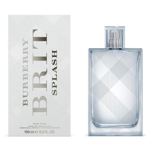Burberry Brit Splash 100ml EDT Spray