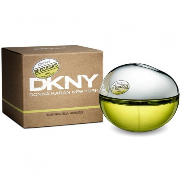 DKNY Be Delicious Women 100ml EDP Spray