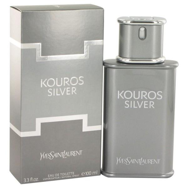 Kouros Silver 100ml EDT Spray