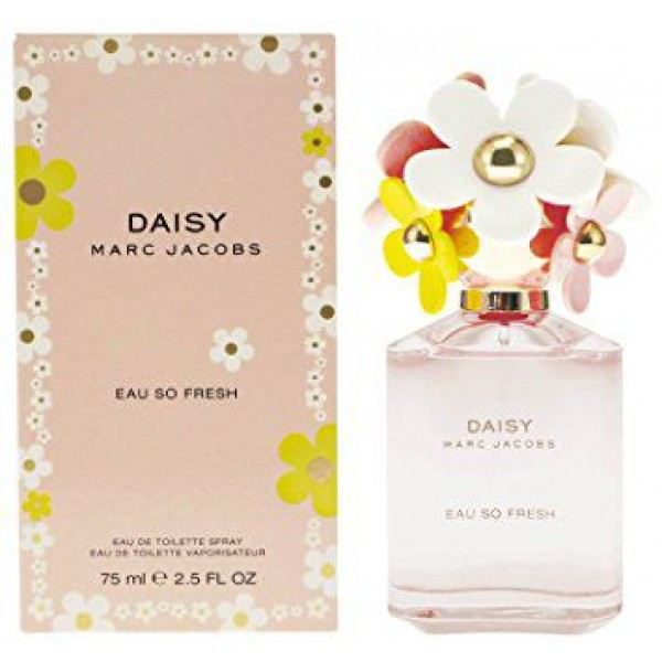Marc Jacobs Daisy Eau So Fresh 75ml EDT Spray