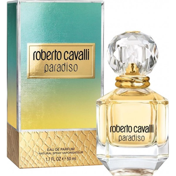 Roberto Cavalli Paradiso 50ml EDP Spray