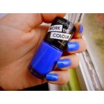 Collection Work The Colour Nail Polish  - 21 Sonic Blue
