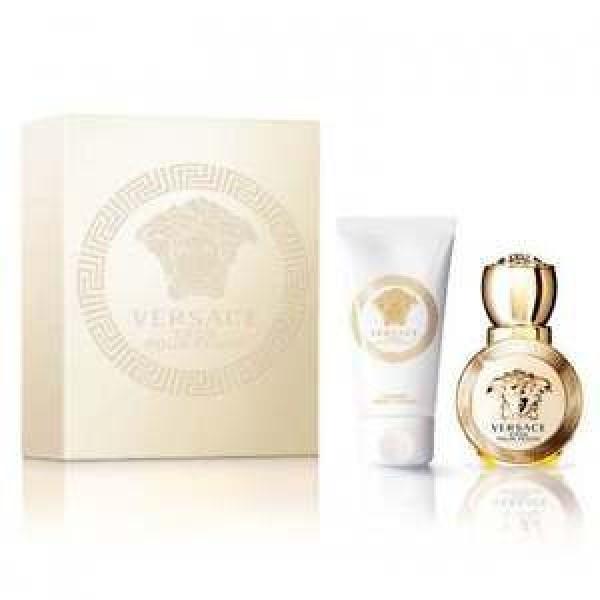 Versace Eros Pour Femme 30ml EDP Spray / 50ml Body Lotion