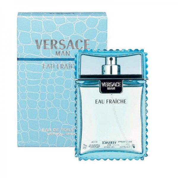 Versace Man Eau Fraiche 100ml EDT Spray