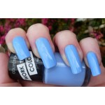 Collection Work The Colour Nail Polish  - 23 Baby Blue