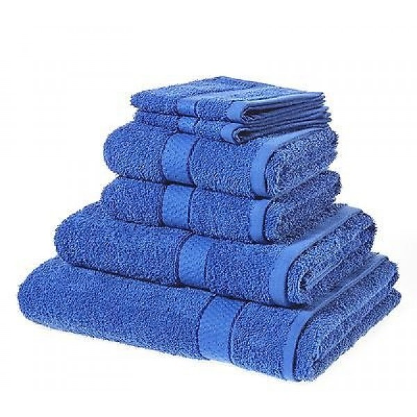 Luxury Royal BlueLuxury Towel Bale Set - 6 Pieces