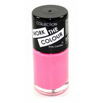 Collection Work The Colour Nail Polish  - 9 Pink Cadillac
