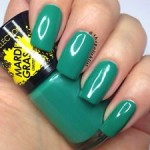 Collection Nail Polish Varnish Mardi Gras  - Limited Edition - 3. Green With Envy