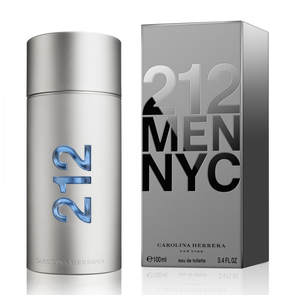 Carolina Herrera 212 Men NYC 100ml EDT Spray