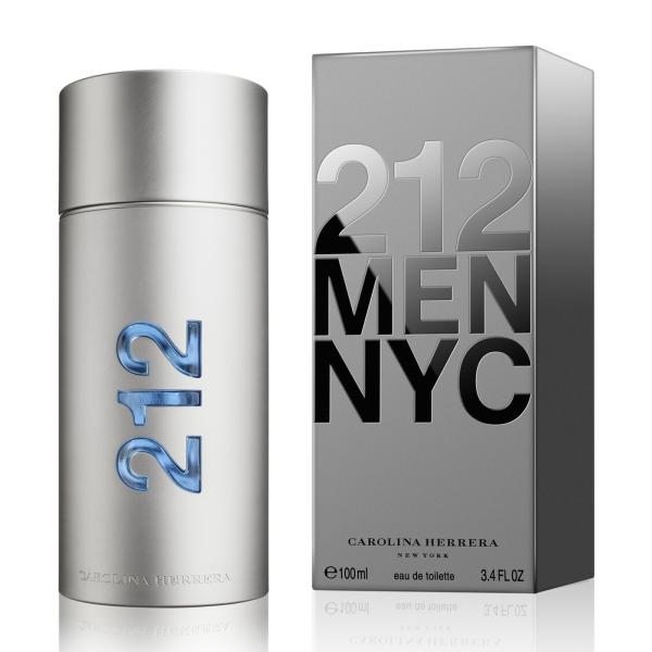 Carolina Herrera 212 Men NYC 100ml EDT Spray