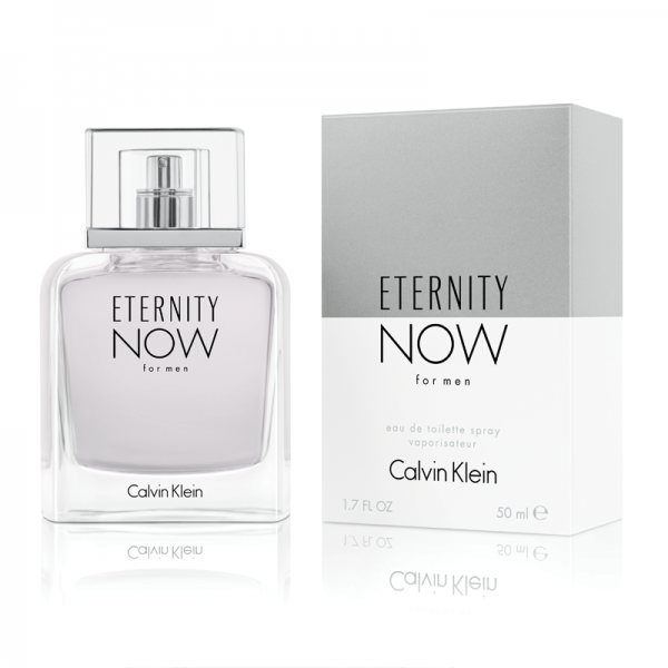 Eternity Now for Men 50ml EDT Spray